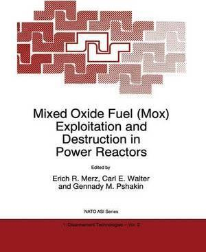 Mixed Oxide Fuel (Mox) Exploitation and Destruction in Power Reactors