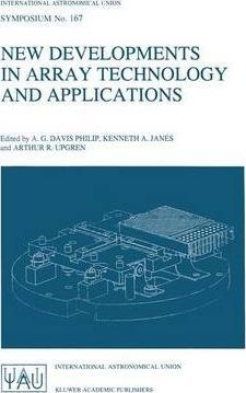 New Developments in Array Technology and Applications