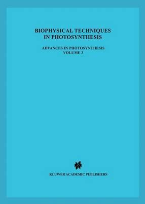 Biophysical Techniques in Photosynthesis