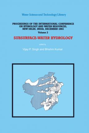 Entropy-Based Parameter Estimation in Hydrology (Water Science and Technology Library)