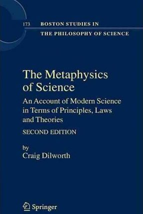 The Metaphysics of Science