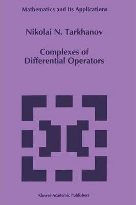 Complexes of Differential Operators