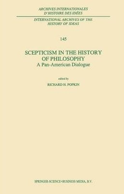 Scepticism in the History of Philosophy
