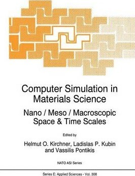 Computer Simulation in Materials Science