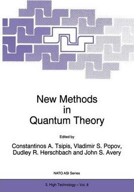 New Methods in Quantum Theory