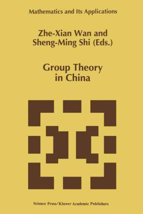 Group Theory in China