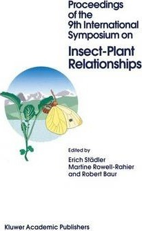 Proceedings of the 9th International Symposium on Insect-Plant Relationships
