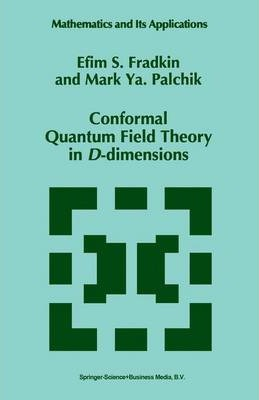 Conformal Quantum Field Theory in D-dimensions