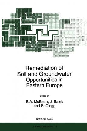 Remediation of Soil and Groundwater