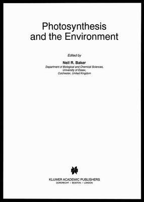 Photosynthesis and the Environment
