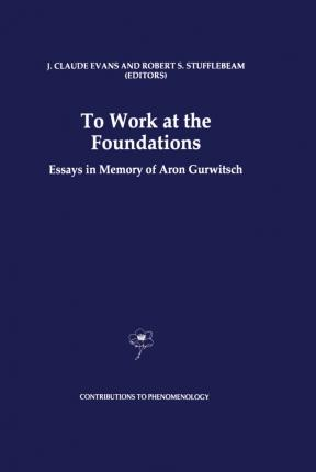 To Work at the Foundations