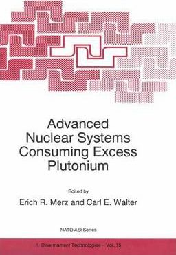 Advanced Nuclear Consuming Excess Plutonium