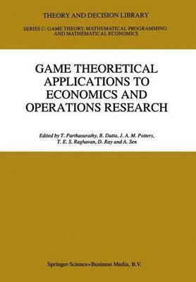 Game Theoretical Applications to Economics and Operations Research