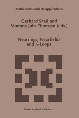 Nearrings, Nearfields and K-Loops