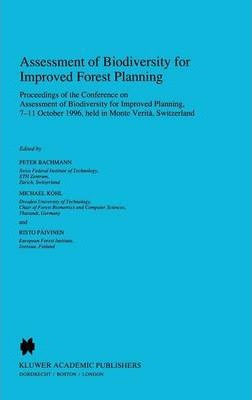 Assessment of Biodiversity for Improved Forest Planning