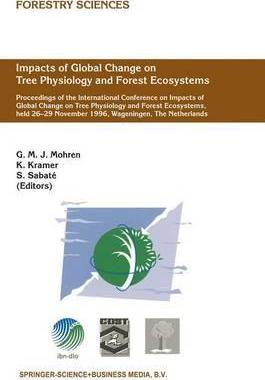 Impacts of Global Change on Tree Physiology and Forest Ecosystems