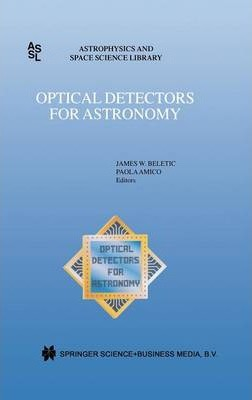 Optical Detectors for Astronomy