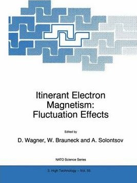 Itinerant Electron Magnetism: Fluctuation Effects