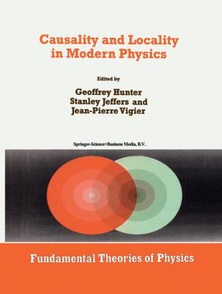 Causality and Locality in Modern Physics