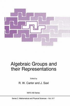 Algebraic Groups and their Representations