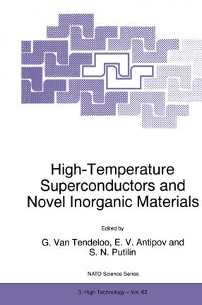 High-Temperature Superconductors and Novel Inorganic Materials