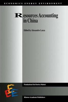 Resources Accounting in China