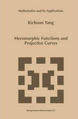 Meromorphic Functions and Projective Curves