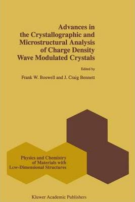 Advances in the Crystallographic and Microstructural Analysis of Charge Density Wave Modulated Crystals