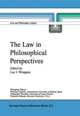 The Law in Philosophical Perspectives