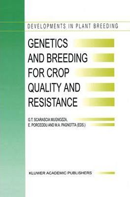 Genetics and Breeding for Crop Quality and Resistance