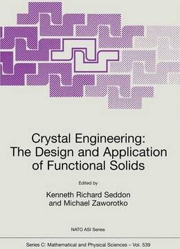 Crystal Engineering The Design and Application of Functional Solids