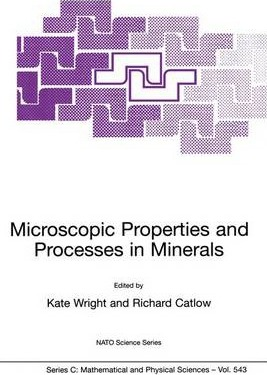 Microscopic Properties and Processes in Minerals