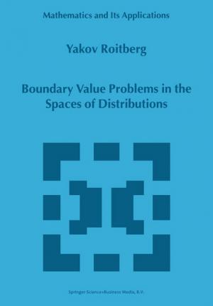 Boundary Value Problems in the Spaces of Distributions