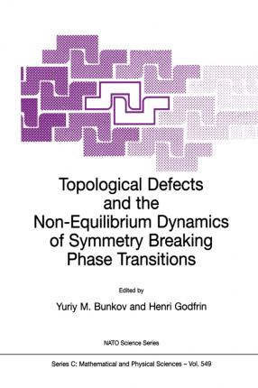 Topological Defects and the Non-Equilibrium Dynamics of Symmetry Breaking Phase Transitions