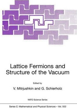 Lattice Fermions and Structure of the Vacuum