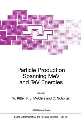 Particle Production Spanning MeV and TeV Energies