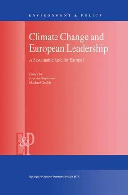 Climate Change and European Leadership