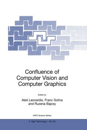 Confluence of Computer Vision and Computer Graphics: Proceedings of the NATO Advanced Research Workshop, Ljubljana, Republic of Slovenia, 29-31 August 1999
