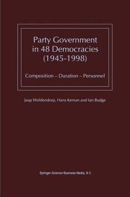 Party Government in 48 Democracies (1945-1998)