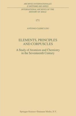 Elements, Principles and Corpuscles
