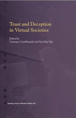 Trust and Deception in Virtual Societies