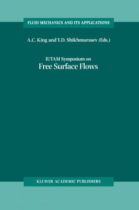 IUTAM Symposium on Free Surface Flows