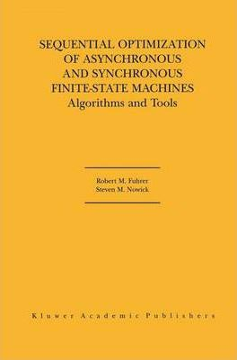 Sequential Optimization of Asynchronous and Synchronous Finite-State Machines