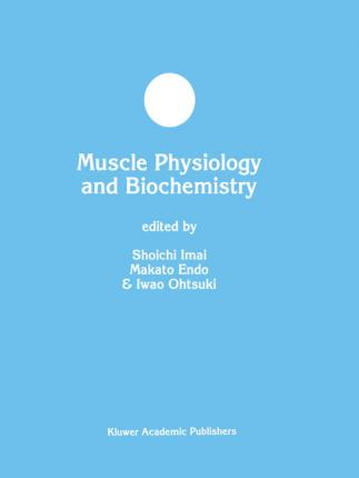 Muscle Physiology and Biochemistry