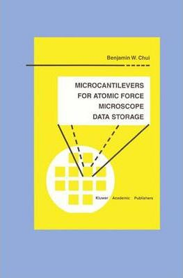Microcantilevers for Atomic Force Microscope Data Storage