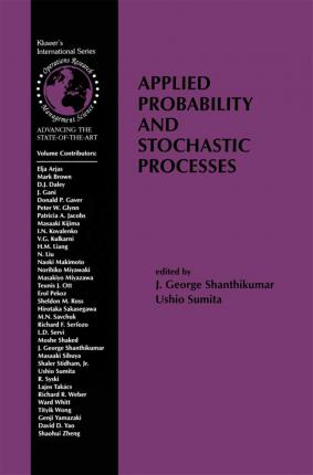 Applied Probability and Stochastic Processes