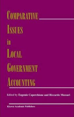 Comparative Issues in Local Government Accounting