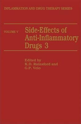 Side Effects of Anti-inflammatory Drugs: Pt. 3