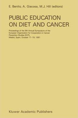 Public Education on Diet and Cancer