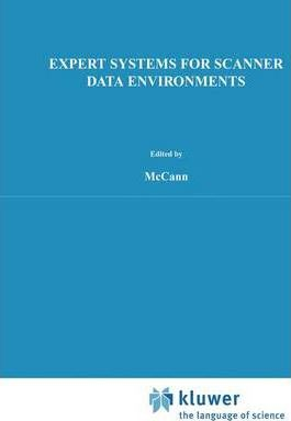Expert Systems for Scanner Data Environments